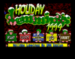 Holiday Lemmings 1994